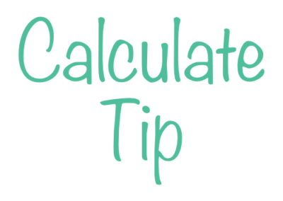 CalculateTip.com
